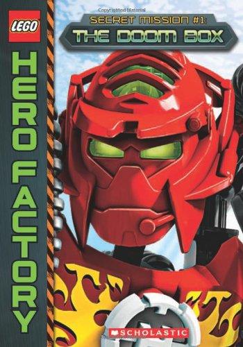 9780545465168: The Doom Box (Lego Hero Factory)