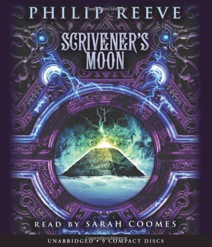 9780545465960: Scrivener's Moon - Audio (Fever Crumb)