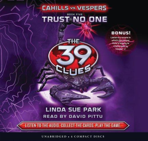 The 39 Clues: Cahills vs. Vespers, Book: Linda Sue Park