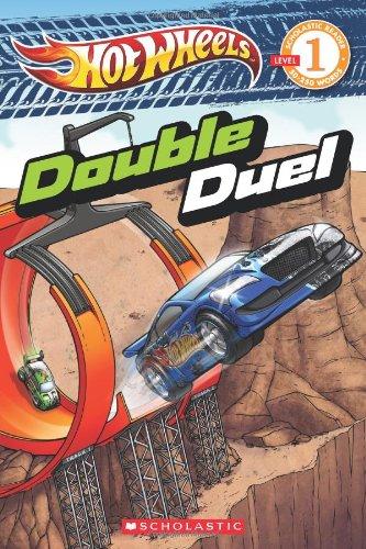9780545468237: Hot Wheels: Double Duel