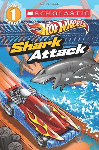 9780545468244: Hot Wheels: Shark Attack