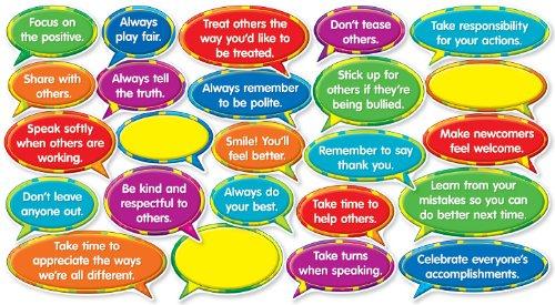 9780545469166: Good Character Quotes Mini Bulletin Board (Mini Bulletin Boards)
