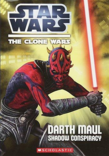 9780545470636: Star Wars: The Clone Wars: Darth Maul: Shadow Conspiracy