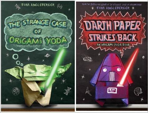 9780545472944: Origami Yoda Pack: The Strange Case of Origami Yoda / Darth Paper Strikes Back: An Origami Yoda Book (Origami Yoda)