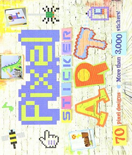 Pixel Sticker Art: Matthew Kelly