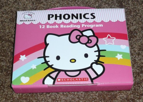 9780545476744: Hello Kitty Phonics 12 Book Reading Program