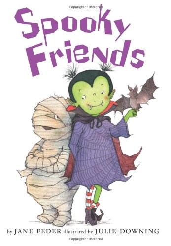 9780545478151: Spooky Friends - Library Edition (Scholastic Reader: Level 2)