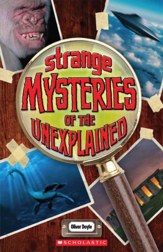 9780545478243: Strange Mysteries of the Unexplained