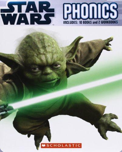 9780545479523: Star Wars: Phonics Boxed Set
