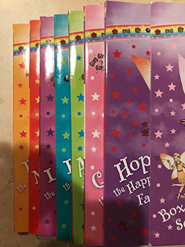 Rainbow Magic Princess Fairies (7 Volume Set): Daisy Meadows