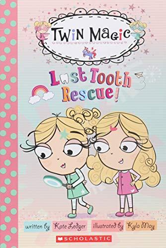 Scholastic Reader Level 2: Twin Magic #1: Kate Ledger
