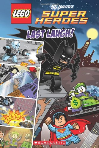 9780545480291: Last Laugh! (Lego Dc Superheroes Comic Readers)