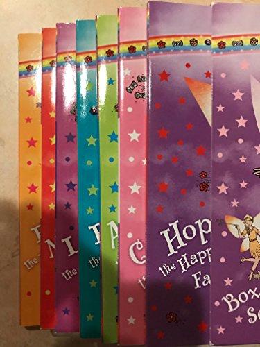 9780545480963: Rainbow Magic Princess Fairies 7 Volume Set