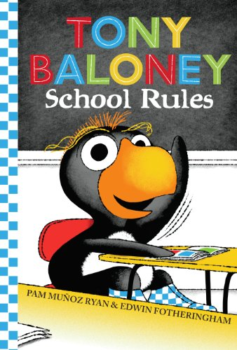 9780545481663: Tony Baloney School Rules