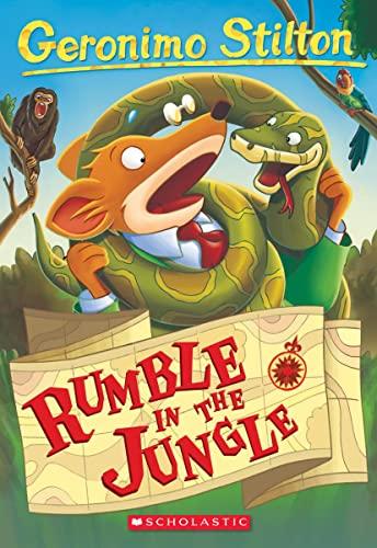 9780545481939: Rumble in the Jungle (Geronimo Stilton)