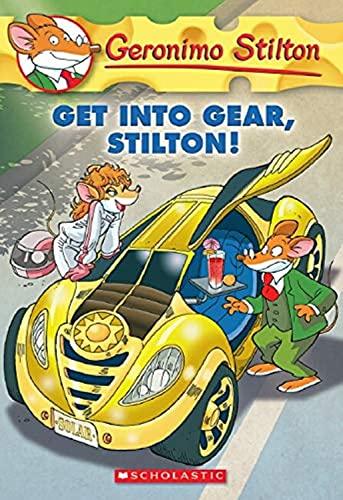9780545481946: Geronimo Stilton #54: Get Into Gear, Stilton!