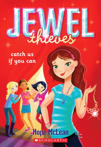 9780545482882: Jewel Thieves #1: Catch Us If You Can