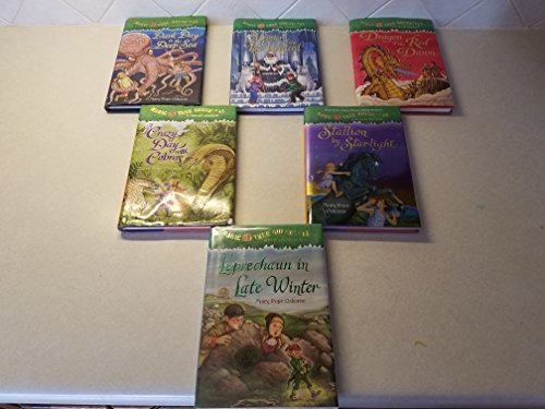 9780545484039: Magic Tree House Merlin Missions Collection - 14 Book Set (Books 29-42) (Magic Tree House)