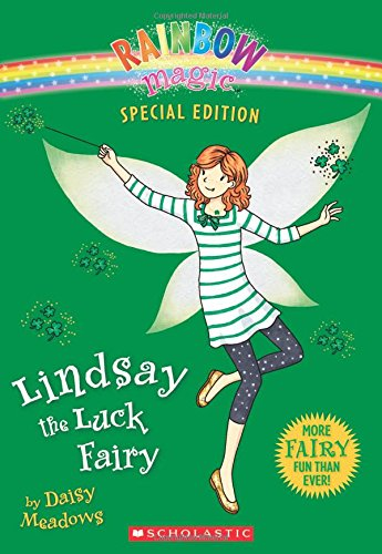 9780545484923: Rainbow Magic Special Edition: Lindsay the Luck Fairy