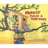 9780545487962: Froggy Builds A Tree House