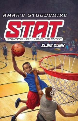 9780545488761: STAT #3: Slam Dunk - Library Edition: Standing Tall and Talented