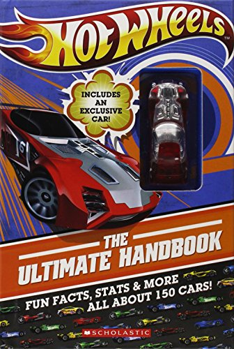 9780545491846: Hot Wheels: The Ultimate Handbook: Fun Facts, Stats & More All About 150 Cars!