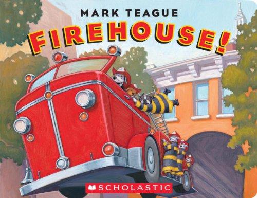 9780545492157: Firehouse!