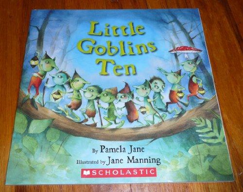 9780545492997: Little Goblins Ten