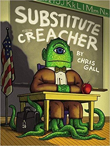 9780545493048: Substitute Creacher