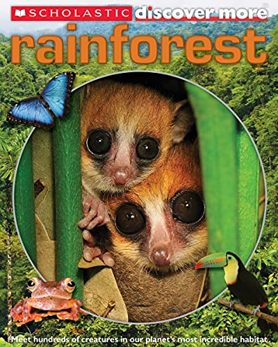 9780545495622: Rainforest