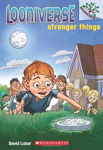 Stranger Things (Paperback): David Lubar