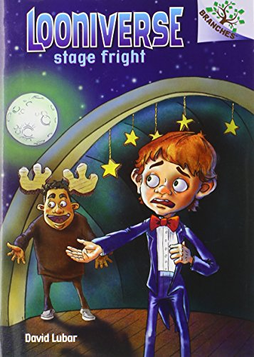9780545496070: Stage Fright (Looniverse. Scholastic Branches)