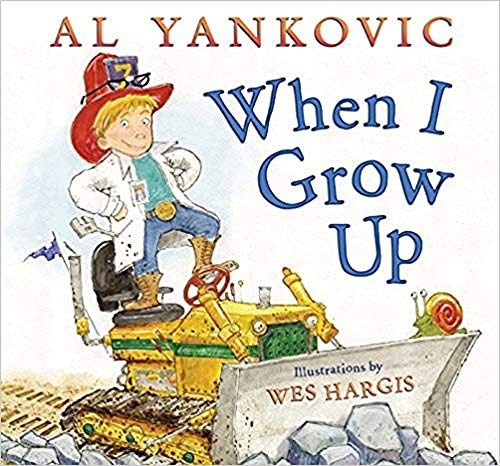 9780545497305: When I Grow Up