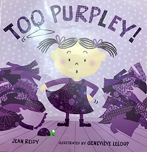 9780545497589: Too Purpley