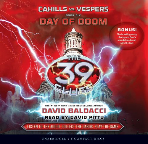 Day of Doom (Compact Disc): David Baldacci