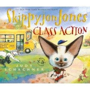 SkippyJon Jones Class Action and SkippyJon Jones: Judy Schachner