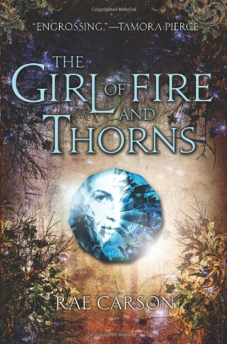 9780545498944: The Girl of Fire and Thorns
