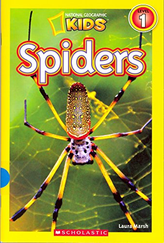 9780545498975: Spiders National Geographic Kids