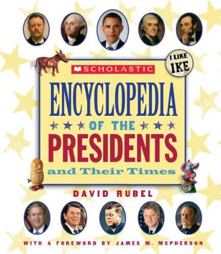 9780545499859: Scholastic Ency Of The Presidents And Their Times (2012)