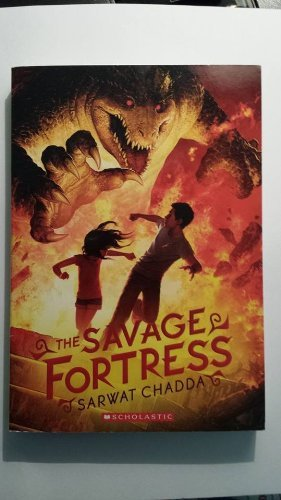 9780545500524: Savage Fortress