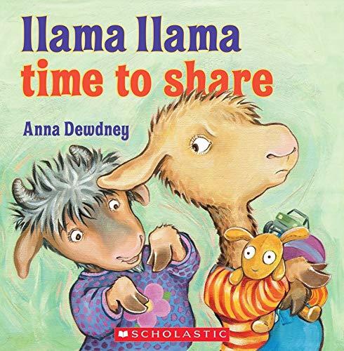 9780545500586: Llama Llama Time to Share