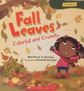 9780545500913: Fall Leaves Colorful and Crunchy