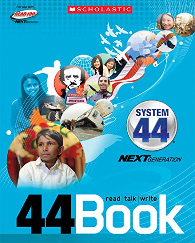 9780545501248: Scholastic Read 180 Next Generation System 44 Stage B 44Book Read/Talk/Write