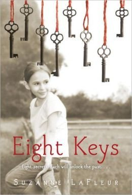 9780545502245: Eight Keys, Eight Secrets, Each Will Unlock the Past