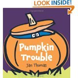 9780545504980: Pumpkin Trouble