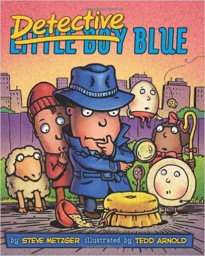9780545505109: Detective Blue