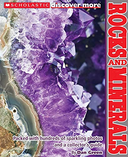 9780545505116: Scholastic Discover More: Rocks and Minerals