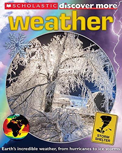 9780545505161: Weather (Scholastic Discover More)