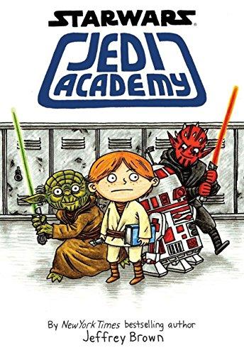 9780545505178: Star Wars: Jedi Academy 1