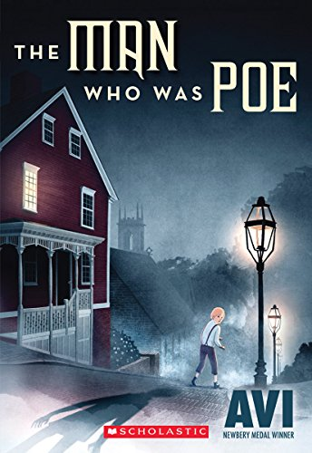 9780545505239: The Man Who Was Poe